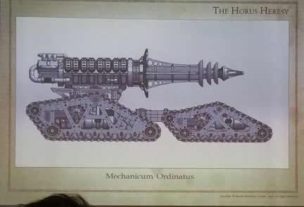 Mechanicum Ordinatus