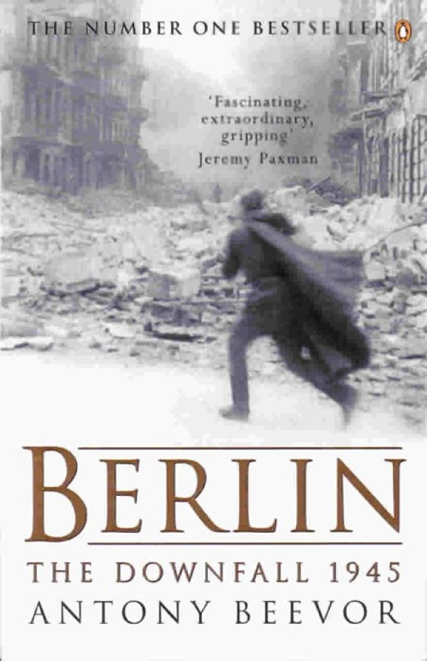 Berlin The Downfall 1945, a disturbing time in history...