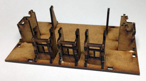 15mm Sarissa Precision Chateau