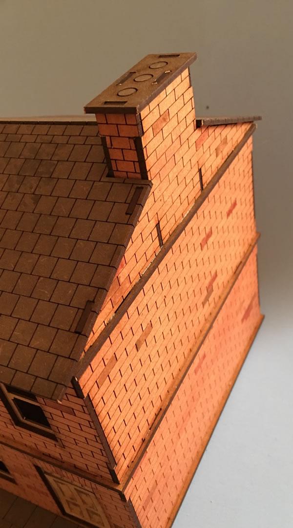 Gaslamp Alley Terraced House