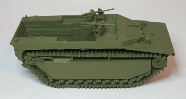 Warlord LVT-4 Buffalo Amtrac for Bolt Action