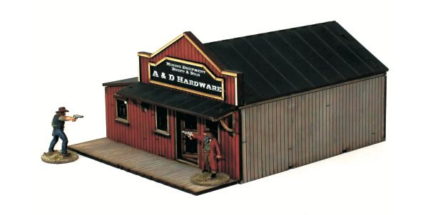 4Ground A&D Hardware Store