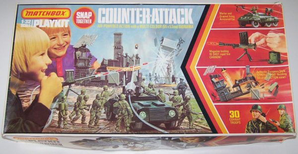 Matchbox Counter Attack