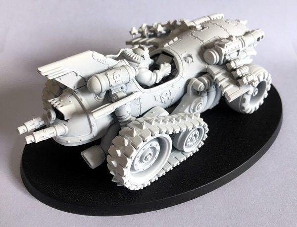Ork Megatrakk Scrapjet