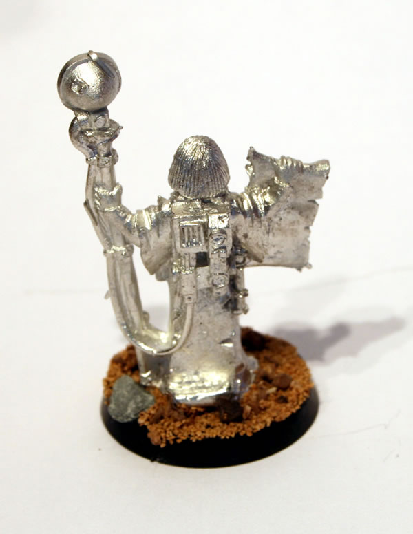 Witch Hunter Dialogus - Inquisitorial Henchmen
