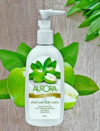 Aurora Lotion Anti-Aging