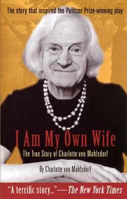 Charlotte von Mahlsdorf.