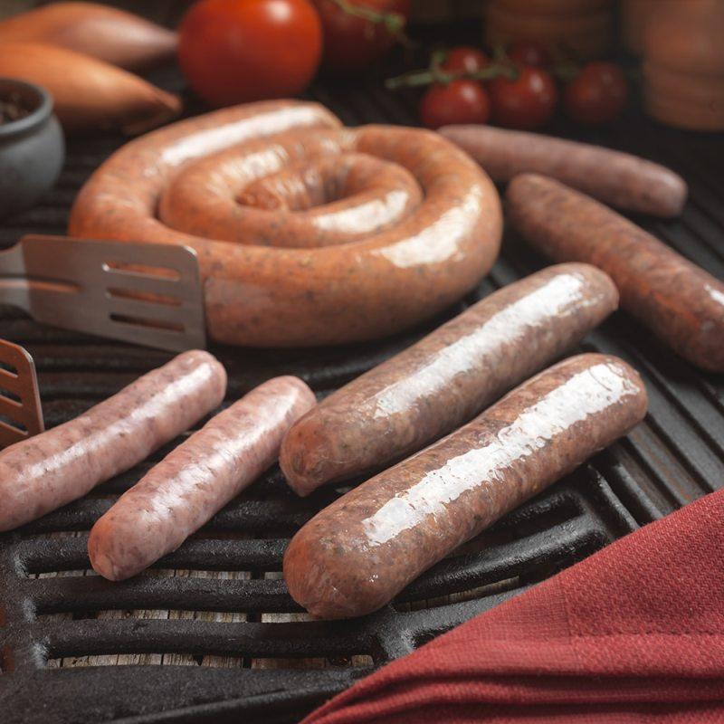 Newly Weds Foods Pearl Pink Butchers Sausage Seasoning