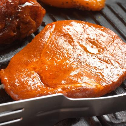 Hot and Spicy Meat Glaze