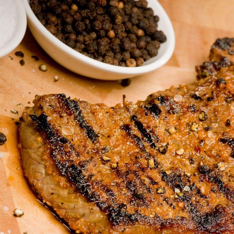 Steako Pepper Meat Coater