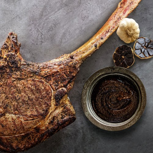 AVO Lafiness Black Garlic Butchers Marinade