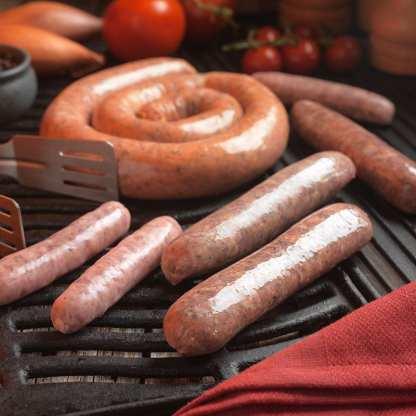 26/28mm Sheep Natural Sausage Casing