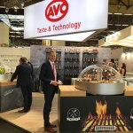 AVO are currently exhibiting at SIAL Paris 2018