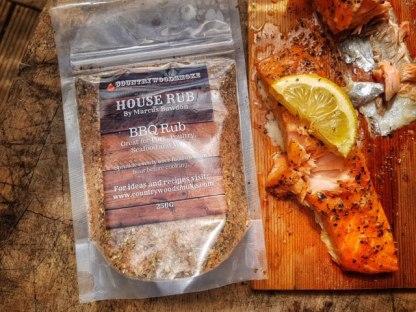 Country Wood Smoke House Meat Rub