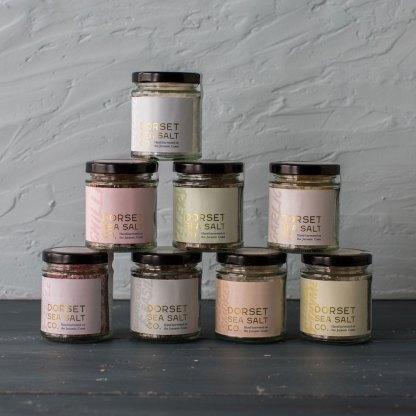 Dorset Flavoured Sea Salt