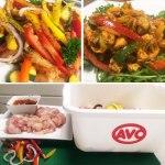 Chicken Stir Fry with AVO Lafiness Buffalo Marinade