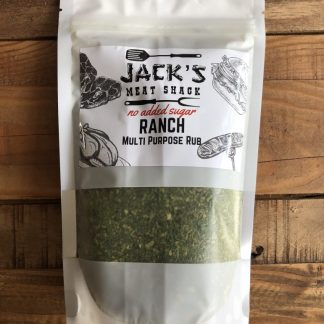 Jack's Meat Shack Ranch Multi Purpose Rub
