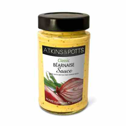 Atkins & Potts Bearnaise Sauce