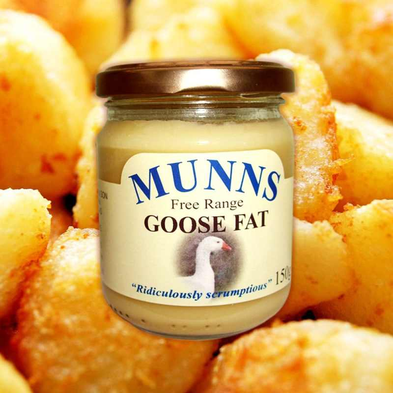 Munns Goose Fat