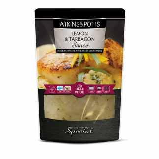 Atkins & Potts Lemon & Tarragon Sauce