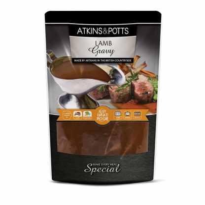 Atkins & Potts Lamb Gravy