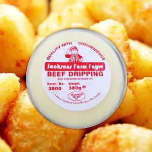 Jackson's Farm Fayre Beef Dripping