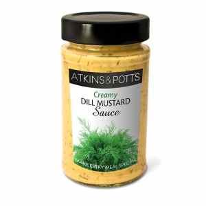Atkins & Potts Dill Mustard Sauce
