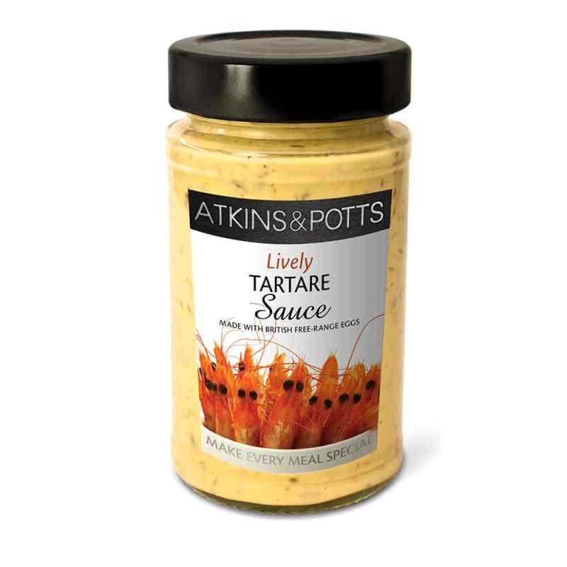 Atkins & Potts Tartare Sauce