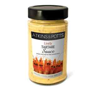 Atkins & Potts Tartare Sauce