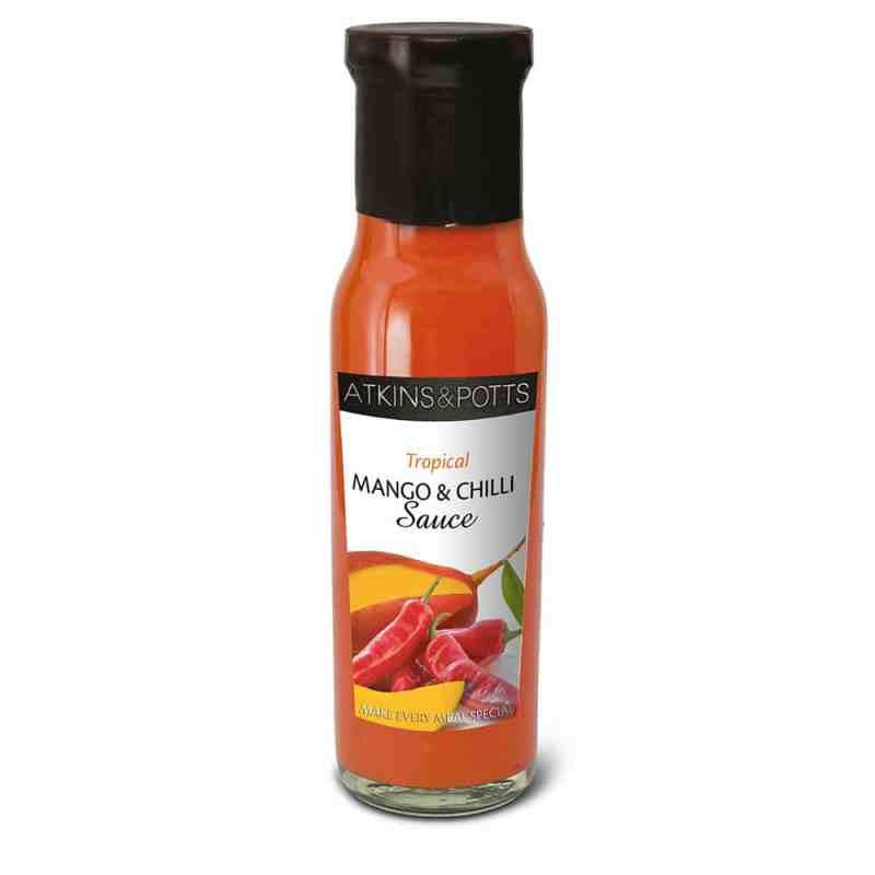 Atkins & Potts Mango and Chilli Sauce