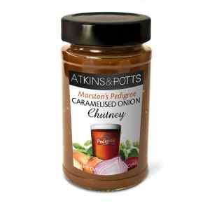 Atkins & Potts Marstons Pedigree Caramelised Onion Chutney