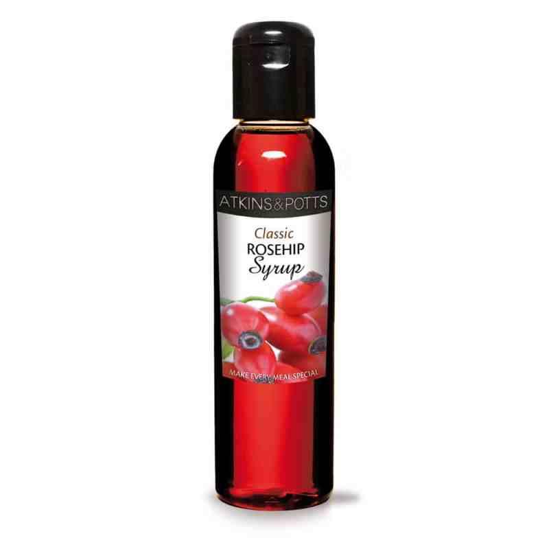 Atkins & Potts Rosehip Syrup