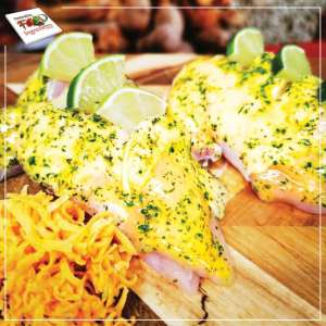 Zesty Lime Butter Chicken Supreme