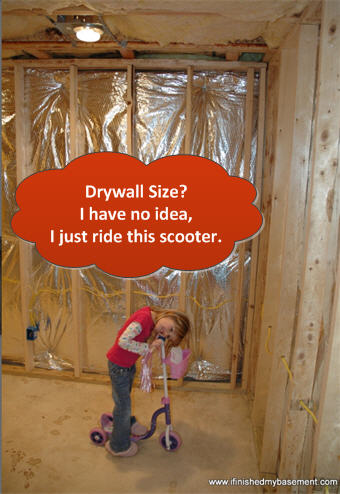 Standard Drywall Thickness Residential