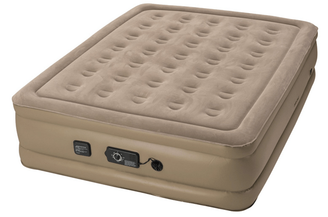 Inflatable Mattress Nirvana  7 Must Have Features Your Next Air Bed
