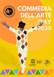International Commedia dell' Arte Day 2020