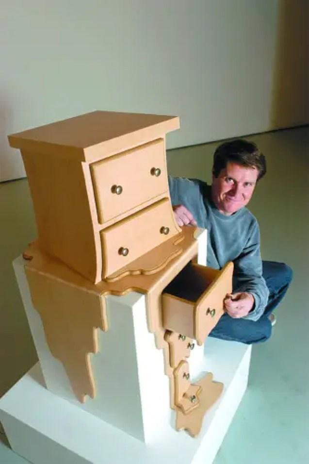 Judson Beaumont's Cartoon Furniture