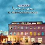 Where To Stay In Berlin? How About An Art Gallery That Sleeps Fifty. The Arte Luise Kunsthotel.