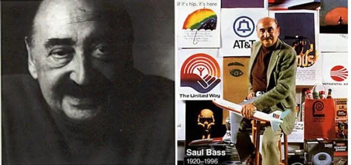 Designer Saul Bass