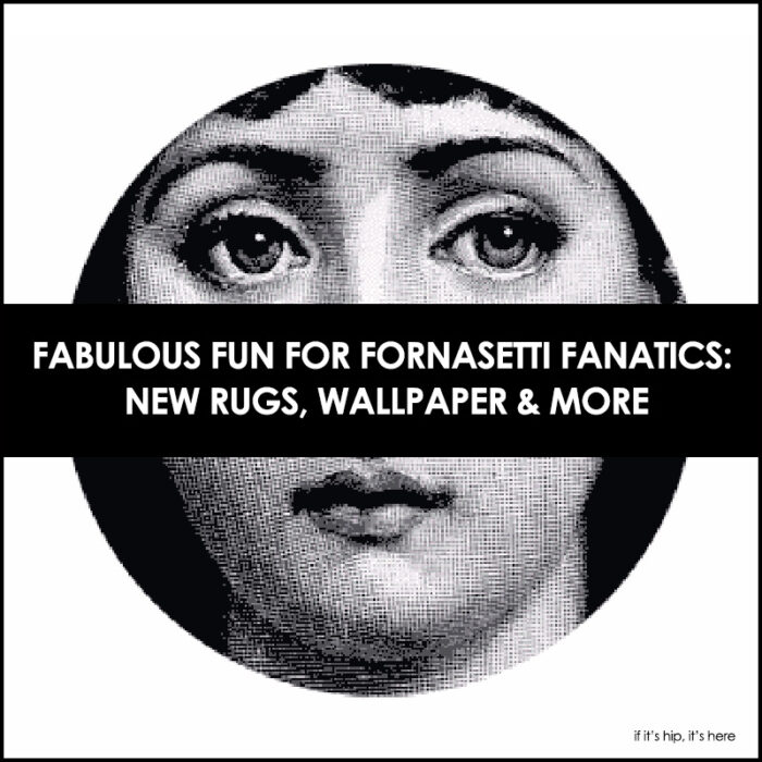 fornasetti for the home