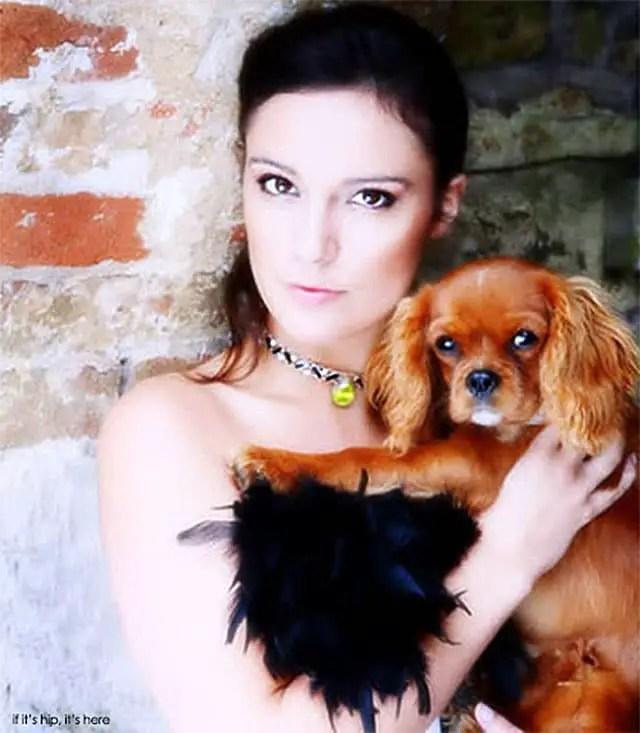 Jari Gemstone Jewelry for Pets
