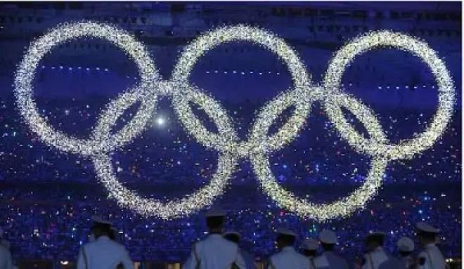 2008 olympics opening ceremony photos