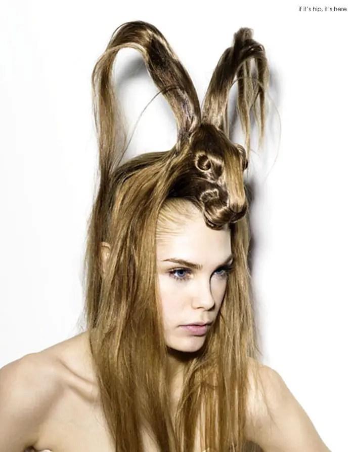 animal wig rabbit IIHIH 10