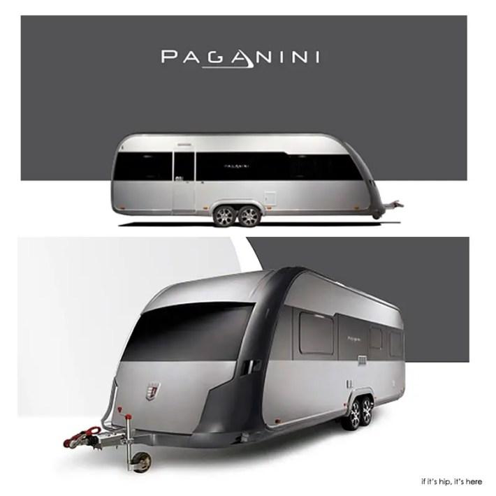 Tabbert's Paganini Caravan