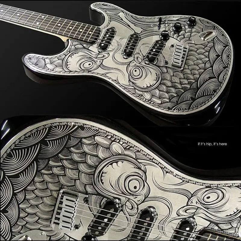 Moollon Guitars hero IIHIH