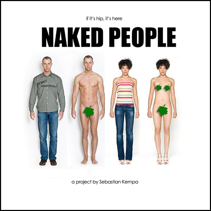Naked People By Sebastian Kempa