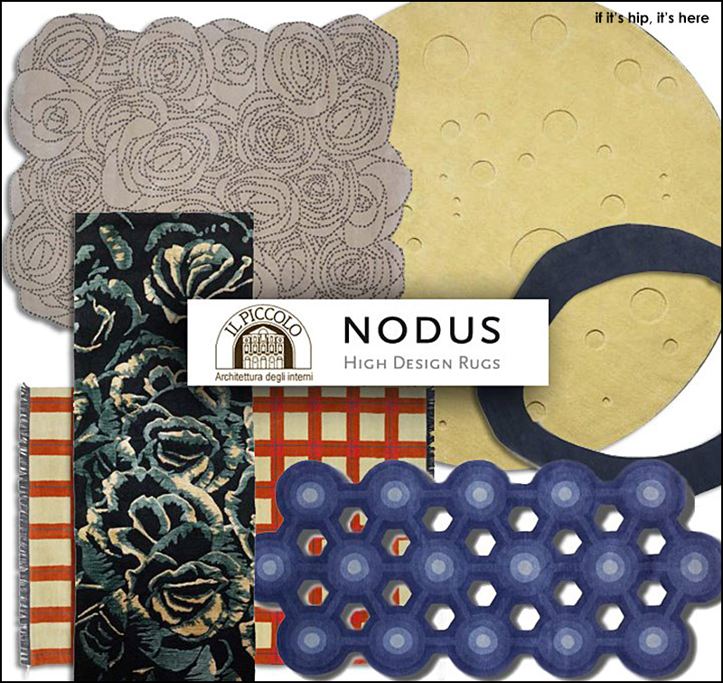 The Nodus Project 60 Fair Trade Designer Rugs Amp That New