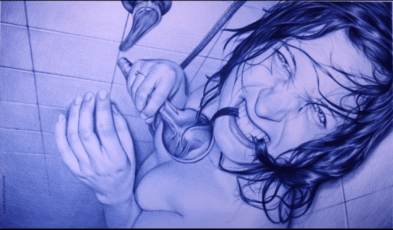 Juan Francisco Casas erotic art