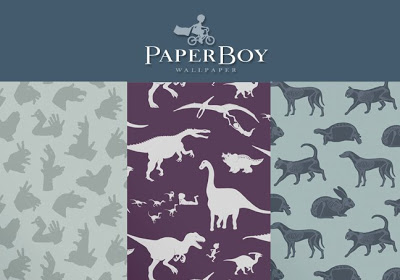 Read more about the article PaperBoy Wallpaper: New, Fun and Fresh. And For Boys.