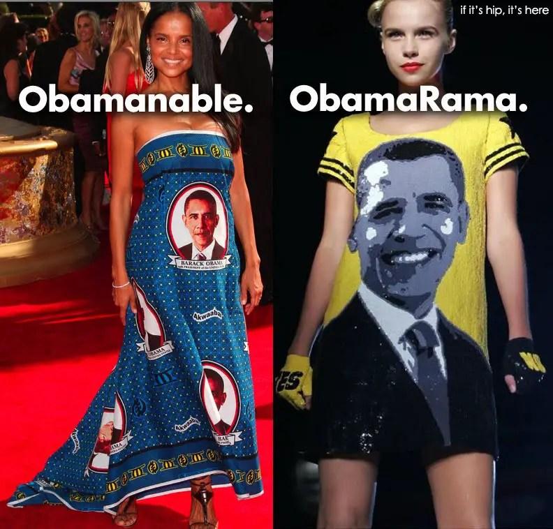 obama dresses